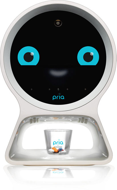 Pria-Personal medication assistant